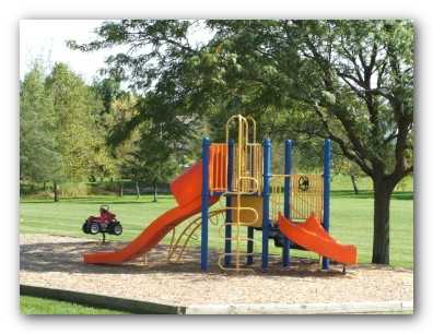 Holmes Park Play Equipment