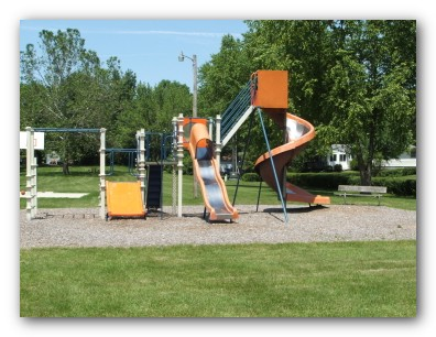 Playground Equipment at Kuehn
