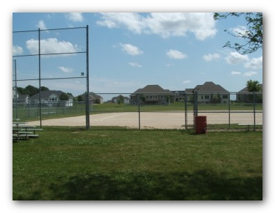 Ball Diamond at Orchard Hill