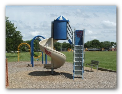 Playground Equipment at Orchard Hill